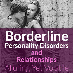 Dating a male with borderline personality disorder