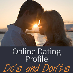 online dating dos and don ts
