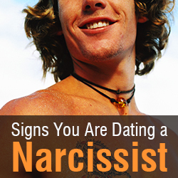Early signs dating narcissist