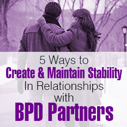 relationship advice bpd person