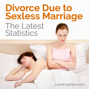 Sexless marriage leads to affairs