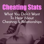 What You Didn't Want To Hear About Cheating & Relationships – The Hard Stats