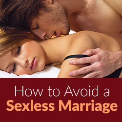 When to walk away from sexless marriage
