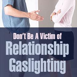 gaslighting in relationships